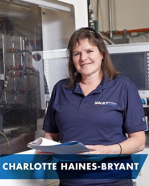 Charlotte Haines-Bryant