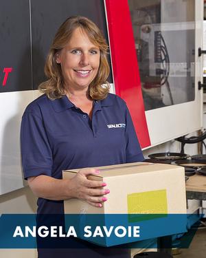 Angela Savoie