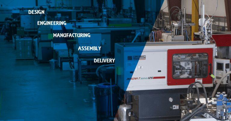 Turnkey Manufacturing | Plastic Injection Molding | SEA-LECT Plastics
