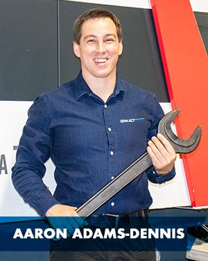 Aaron Denis - Maintenance Technician - SEALECT Plastics