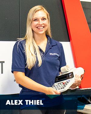 Alex Thiel - Bookkeeper - SEALECT Plastics