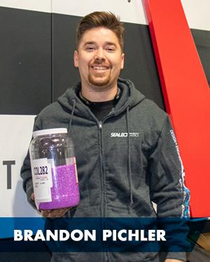 Brandon Pichler - Plastics Process Technician - SEALECT Plastics